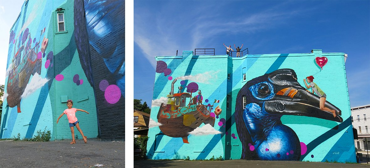 New Jersey USA - Karski & Beyond - Streetart